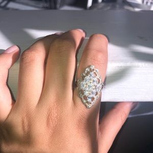 .925 Silver Ring
